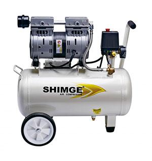 1HP Quiet Oil Free Air Compressor