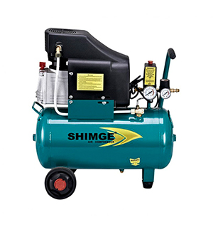 2HP 24L, Electric Powered Direct Drive Compressor